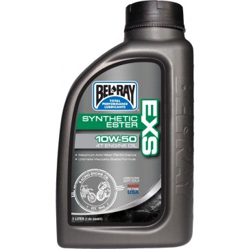 BEL-RAY EXS SYNTHETIC ESTER 4T ENG OIL 10W-40 1L