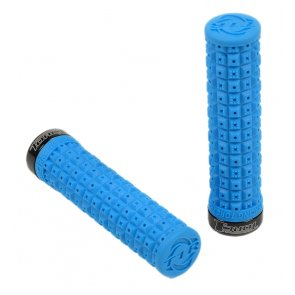 TORC1 RACING DEFY LOCK ON MTB/ATV GRIPS BLUE