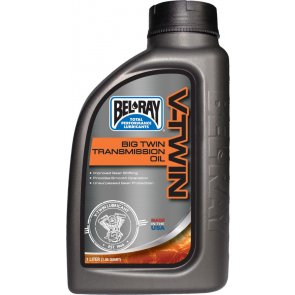 BEL-RAY BIG TWIN TRANSMISSION OIL 1L