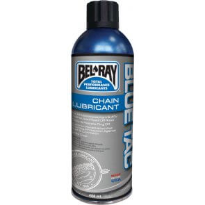 BEL-RAY BLUE TAC CHAIN LUBE 400ML