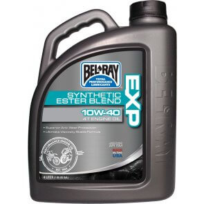 BEL-RAY EXP SYNTHETIC ESTER BLEND 4T E/O 10W-40 4L