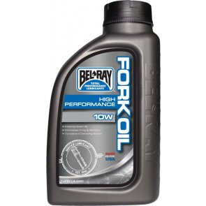 BEL-RAY HIGH PERFORMANCE FORK OIL 10W 1L