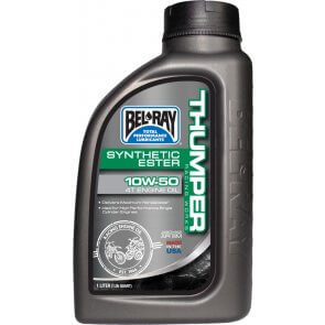 BEL-RAY WORKS THUMPER SYNTHETIC ESTER 4T 10W-60 1L