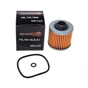 MOTOFILTRO OIL FILTER MF145(HF145) 4X7-13440-01-00