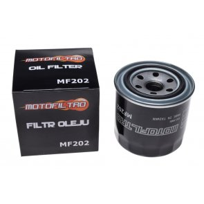 MOTOFILTRO OIL FILTER MF202 (HF202) 15410-MB0-003