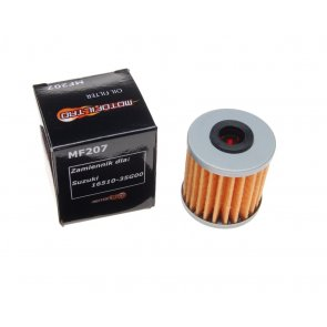 MOTOFILTRO OIL FILTER MF207 (HF207) 16510-35G00