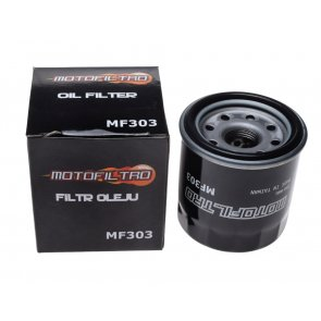 MOTOFILTRO OIL FILTER MF303 (HF303) 15410-MM9-013