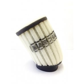 MARCHALD RF PIT BIKE AIR FILTER WHITE 52MM X 130MM
