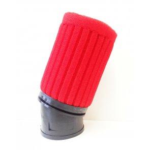MARCHALD KRH AIR FILTER RED 46-62MM X 170MM (30 DEG)