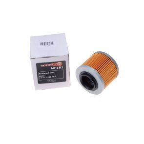 MOTOFILTRO OIL FILTER MF151 (HF151)