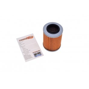 MOTOFILTRO OIL FILTER MF152 (HF152)