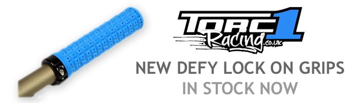 Torc1 Racing Lock On MTB Grips