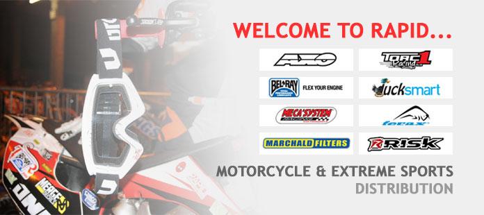 Rapid Moto Distribution - Motorcycle & Extreme Sports Distribution