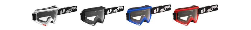 Utopia Dirty MX Goggles