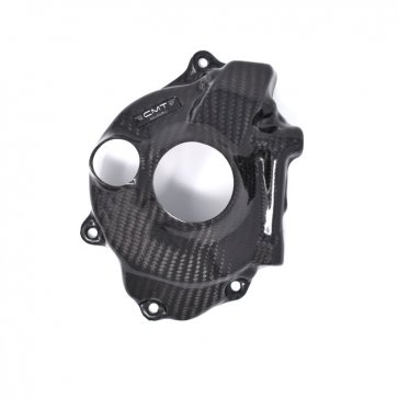 CMT CARBON IGNITION COVER HONDA CRF 250R 2018-2019