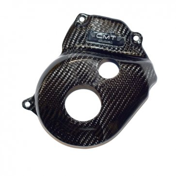 CMT CARBON IGNITION COVER KAWASAKI KXF 450 2019