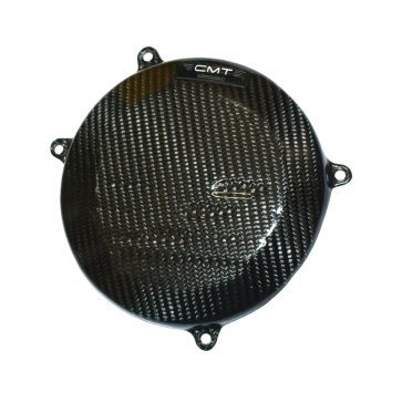CMT CARBON CLUTCH COVER KAWASAKI KXF 450 2019
