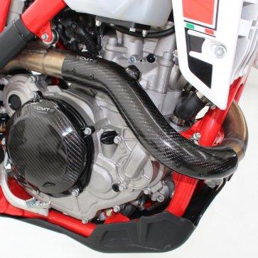CMT CARBON EXHAUST GUARD BETA RR 350/450 2020