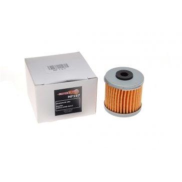 MOTOFILTRO OIL FILTER MF167 (HF167) 15412-KN6-9612