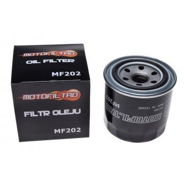 MOTOFILTRO OIL FILTER MF202 (HF202) 15410-MB0-003