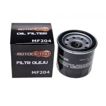 MOTOFILTRO OIL FILTER MF204 (HF204) 15410-MCJ-000