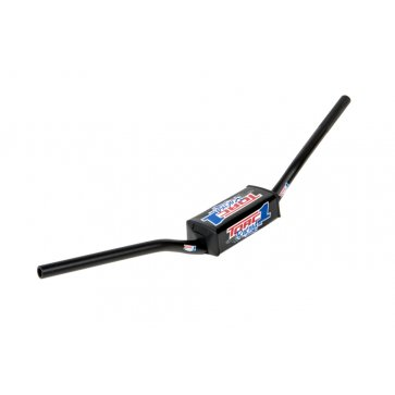 TORC1 RACING ATTACK O/S TAPER BARS BLACK SHOWTIME BEND