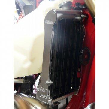 MECA'SYSTEM ALU RADIATOR BRACES GAS GAS EC 250/300 2018 - 2019