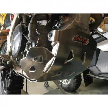 MECA'SYSTEM ALU SUMP GUARD HONDA CRF 250RX 2018 CROSS