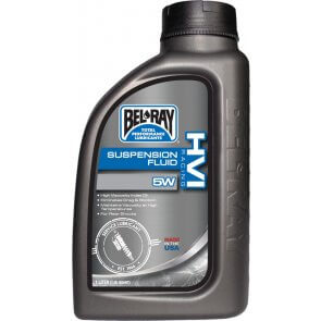 BEL-RAY HVI RACING SUSPENSION FLUID 5W 1L