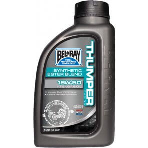 BEL-RAY THUMPER RACING SYNTHETIC ESTER 4T 15W-50 1L
