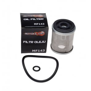 MOTOFILTRO OIL FILTER MF143(HF143) 5HO-13440-00