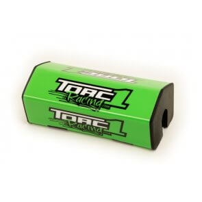 TORC1 RACING ATTACK O/S BAR PAD GREEN