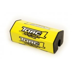 TORC1 RACING ATTACK O/S BAR PAD YELLOW