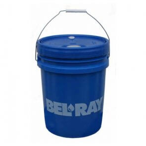 BEL-RAY HIGH PERFORMANCE FORK OIL 5W 20L PAIL