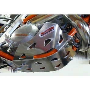 MECA'SYSTEM ALU SUMP GUARD KTM FREERIDE 250 2014-2017