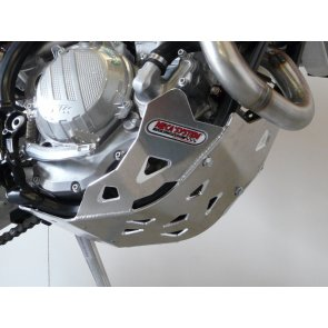 MECA'SYSTEM ALU SUMP GUARD KTM EXC-F 250/350 2017 - 2018