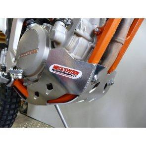 MECA'SYSTEM ALU SUMP GUARD KTM FREERIDE 350 2012 - 2017