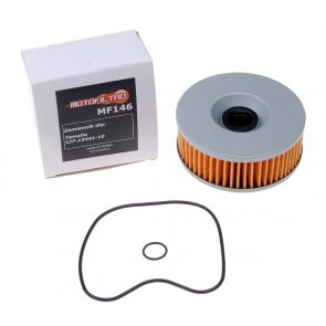 MOTOFILTRO OIL FILTER MF146 (HF146) 1L7-13440-91
