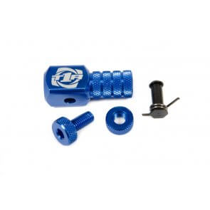 TORC1 RACING REACTION SHIFTER TIP BLUE