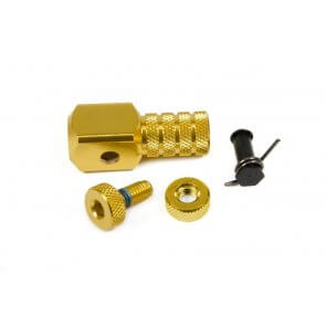 TORC1 RACING REACTION SHIFTER TIP YELLOW