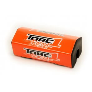 TORC1 RACING ATTACK O/S BAR PAD ORANGE
