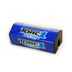 TORC1 RACING ATTACK O/S BAR PAD BLUE