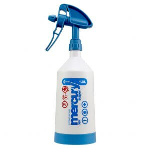 HEAVY DUTY DOUBLE ACTION 360 SPRAY BOTTLE 1L
