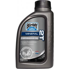 BEL-RAY 2T MINERAL ENGINE OIL 1L