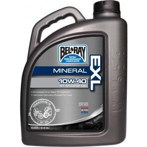 BEL-RAY EXL MINERAL 4T ENG OIL 20W-50 4L