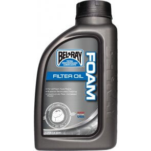 BEL-RAY FOAM FILTER OIL 1L