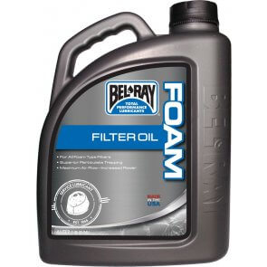BEL-RAY FOAM FILTER OIL 4L