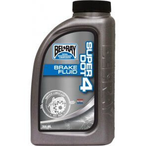 BEL-RAY SUPER DOT 4 BRAKE FLUID 355 ML