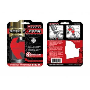 RISK RACING SEAL DOCTOR 35-45mm SMALL