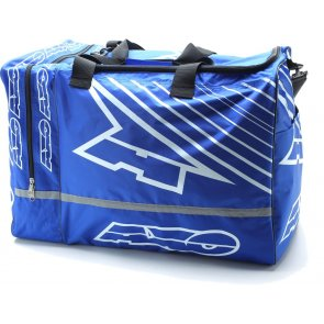 AXO WEEKENDER GEAR BAG BLUE/WHITE
